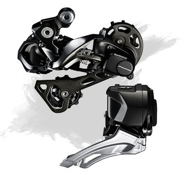 Shimano Deore XT Di2 | Sports Activities | Scoop.it
