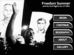 'Freedom Summer' app teaches about forces that shaped passage of Civil Rights Act: IUB Newsroom: Indiana University | Senator John Horhn | Scoop.it