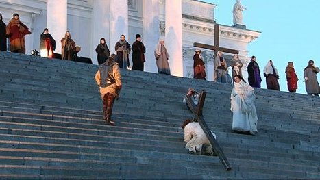 Thousands watch Via Crucis in Helsinki | Finland | Scoop.it
