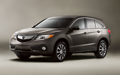 acura rdx | high definition cars wallpapers | Scoop.it