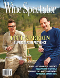 The Cover of Wine Spectator | Vitabella Wine Daily Gossip | Scoop.it