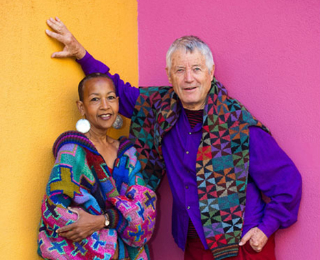 Kaffe Fassett : A Life in Colour | PaginaUno - Arte&Design | Scoop.it