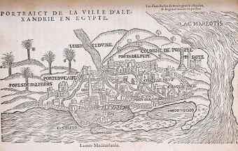 Actualités Archéologiques: Alexandrie construite d'après la naissance d'Alexandre le Grand ?   Histoire et Archéologie   Scoop.it