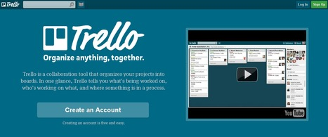Trello | Time to Learn | Scoop.it