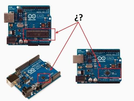 ¿Qué es un microcontrolador? | Educación y TIC en Mza | Scoop.it