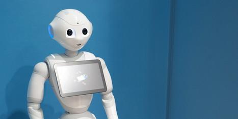 Le robot Pepper est déjà réceptionniste dans deux hôpitaux belges - Tech - Numerama | qrcodes et R.A. | Scoop.it