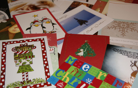 Writing Cards – Christmas Cards for ESOL, ESL and EFL | Languages, Cultures and Bilingualism | Scoop.it