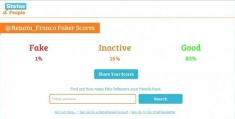 Fuera Spam en Twitter con Fackers | Herramientas TIC para el aula | Scoop.it