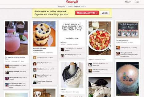 Pinterest et ses clics inutiles | Digitalbutnotonly | Scoop.it