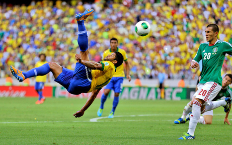 The World Cup Kicks Off | World Cup | Scoop.it