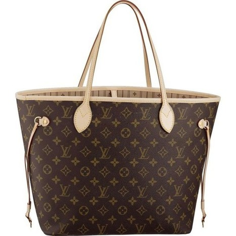 Louis Vuitton Outlet Neverfull MM Monogram Canvas M40156 Handbags For Sale,70% Off | Cheap Louis Vuitton Alma Online For Sale_lvbagsatusa.com | Scoop.it