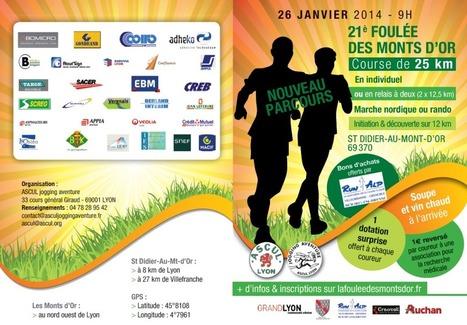 Ascul Jogging – La foulée des Monts d'Or | Run & Trail | Scoop.it
