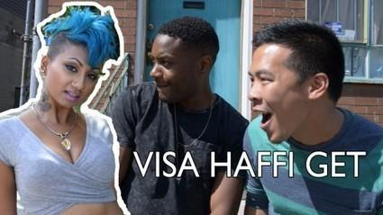Lol: How some Jamaicans get citizenship - @SeniorGumBoy [Video] | yardhype posts | Scoop.it