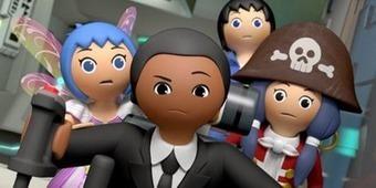 Licensing Biz | PGS secures raft of media partners for Playmobil's Super 4 | Super 4, the Playmobil TV-series | Scoop.it