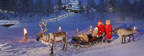 White Christmas Finland - 50 Degrees Nort | cala19aa | Scoop.it
