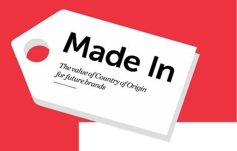 "Influencia - Etudes - Le "" made in "" France au top de sa forme ! | Communication de marque by Hone | Scoop.it"