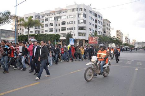 La ville embrasée par les hooligans | Le Soir-echos | RIKMEDIA ONLINE | Scoop.it