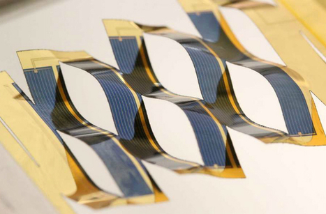 Twisted Solar Panel Generates More Energy From The Sun | Energyfront's topic | Scoop.it