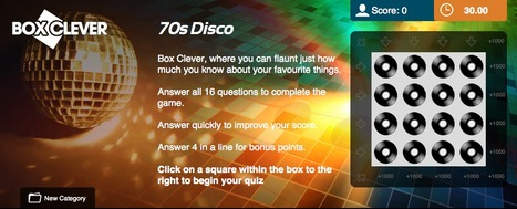 70's Disco Quiz | Box Clever | QuizFortune | Quiz Related Biz - Social Quizzing and Gaming | Scoop.it