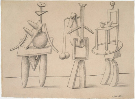 At MoMA, Pablo Picasso Creates New Anatomies | Vloasis awesome sauce | Scoop.it