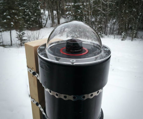Wireless All Sky Camera | Open Source Hardware News | Scoop.it