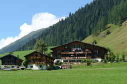 Hotel Restaurant Walliser Sonne, Gluringen, Wallis Schweiz | switzerland | Scoop.it
