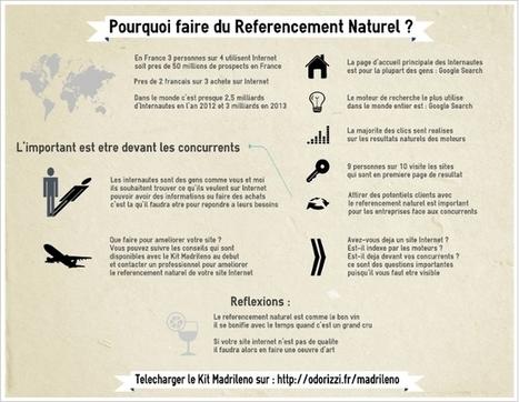 SEO : Nouveau guide Internet pour le référencement naturel | Veilleur Strategique | informatiste.com | Scoop.it