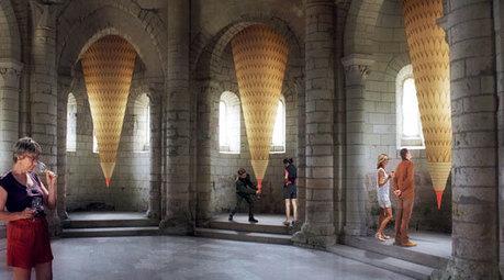 Habiter Fontevraud - Abbaye Royale de Fontevraud   Architecture et enfance VitamineD   Scoop.it