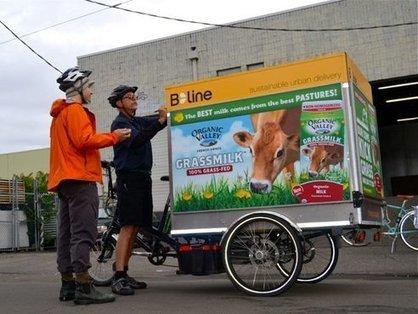 Cargo E-Bikes Take Killer Trucks Off City Streets | Vertical Farm - Food Factory | Scoop.it
