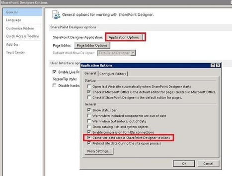 How to Clear Your SharePoint Designer 2010 or 2013 Cache? | SharePoint | Scoop.it