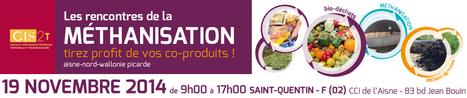 Les rencontres de la méthanisation   Créativité, propriété intellectuelle, Innovation, transfert de technologie   Scoop.it