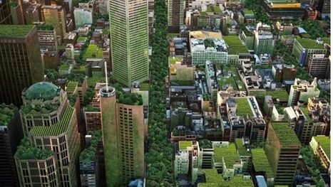 "Greener cities the key to happier, healthier, stress-free lives (""people need touch of nature daily"") 