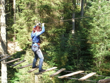 The Journal - Go Ape and rediscover your sense of adventure | Scotland | Scoop.it