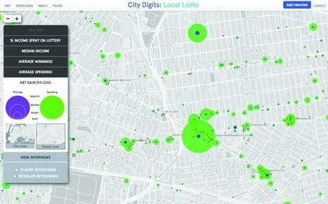 City Digits project puts civic data in the hands of high school students | Big Data | Scoop.it