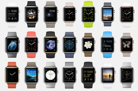 L'Apple Watch n'a pas boosté le marché des wearables | Buzz e-sante | Scoop.it