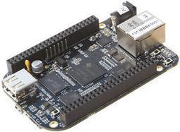 BeagleBone Black Rev C 1GHz ARM Cortex-A8 512MB DDR3 4GB 8bit eMMC Board Mini PC | Raspberry Pi | Scoop.it