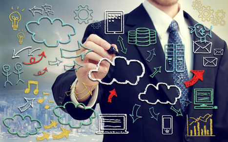 Why Small Businesses Are Becoming More Cloud Conscious | CTecICT | Scoop.it