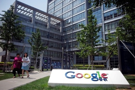 Google Outage Shows Risks in China | Cloud Central | Scoop.it