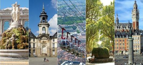 Le Figaro Premium - De Montpellier à Lille, ces villes françaises championnes du numérique | TIC et TICE mais... en français | Scoop.it