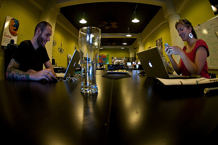 Coworking: A support system for collaborative consumption | Sharingproject | Scoop.it