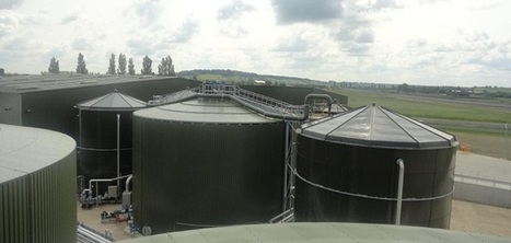 48000 tpa Anaerobic Digestion Plant in Bucks Earns PAS 110 for digestate - Waste Management World | Anaerobic Digestion | Scoop.it