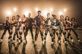 STARLIGHT EXPRESS RACES INTO TOWN on MambaOnline.com | South African Production  includes ETC | Scoop.it