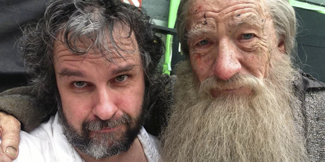 'Hobbit' Director Peter Jackson On The Movie's Controversial Frame Rate | 'The Hobbit' Film | Scoop.it