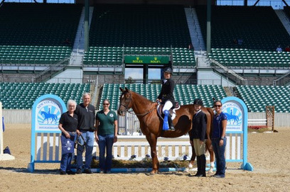 New Vocations Charity Show Rakes In $30,000, Draws Competitors From 11 States - Horse Racing News   Paulick Report   Racing Business   Scoop.it