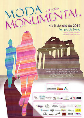 El Templo de Diana de Mérida se convierte este fin de semana en ... - Región Digital | Tendencias en imagen personal | Scoop.it