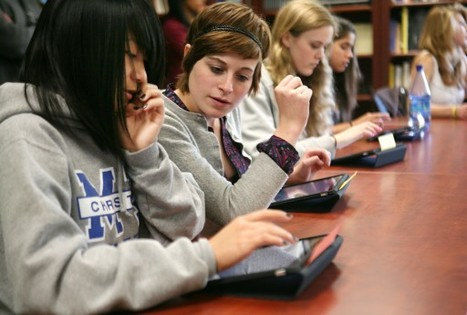 BYOD: Stop fussing and get on with it. | Laura Doggett | BYOT @ School | Scoop.it