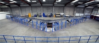 Facebook Unveils Web-Connected Aircraft With Wingspan of a 737 | Toulouse networks | Scoop.it