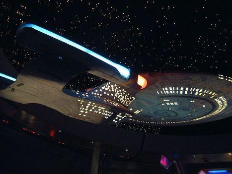 Star Trek USS Enterprise back on display   News in Conservation   Scoop.it