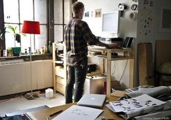 Standing Desk Benefits: Increasing Activity for Adults at Work and Children at School | Will & Walt - why too much sitting is bad for you... | Scoop.it