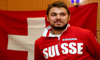 Wawrinka attend Rosol - Coupe Davis - Tennis - Sport 24 | Tennis , actualites et buzz avec fasto-sport.com | Scoop.it